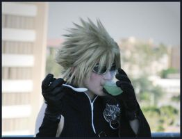 Anime Expo 06 Cloud by jellybat