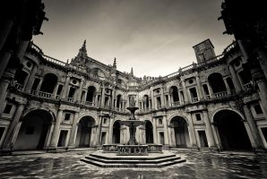 Convent Of Christ - Part 3 by jpgmn
