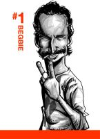 Begbie, Robert Carlyle by Parpa