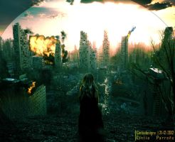 End of the world by cintiadesigns