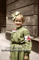 Little Polish Nurse - 1944 by Livadialilacs