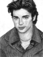 Tom Welling by tiffc