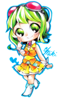 Gumi by MikiClover