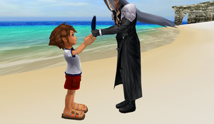 Sephiroth Feather DL by Valforwing