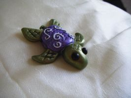 Lee's ickle turtle by MadeByJanine