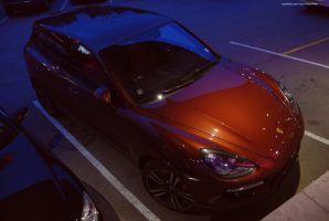 Porsche Cayenne Turbo S by ShadowPhotography
