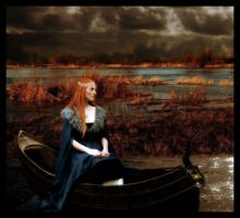 Lady of Shalott by FaerieNymph
