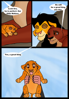 The lion king prequel page 1 by Gemini30
