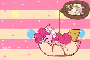 Sundae Pie by Mini-Tea