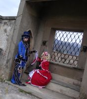Ciel and Lizzy preview by Giuly-Chan