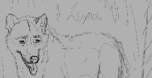 WIP Lupa by Lachilo