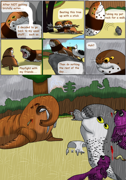 The Ballad of Billy: Page 2 by RickWhitetiger