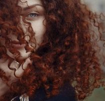Merida! by Red-head-madness