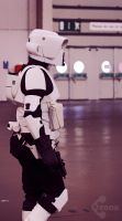 Star Wars - Scout Trooper 3 cosplay by Ozone-O3