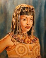 Gina Torres cleo by dezz1977