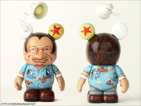 Lasseter Vinylmation by artmik