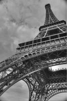 The Eiffel Tower by Rovanite