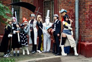 Soul Eater by TokiDoki by Anima-Fer