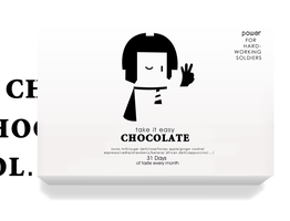 Take It Easy-Chocolate Package by deepside2010