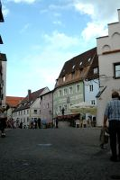 bavarian village square by BlokkStox