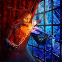 Symphony of Soul by iluviar