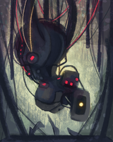 Glados by blubified