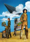 Star Wars Rebels by Koikii
