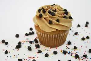 Peanut Butter Cupcake by FightTheAssimilation