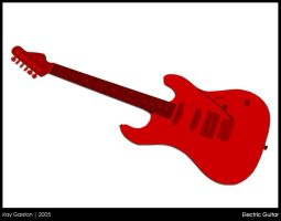 Electric Guitar by Special-K-001