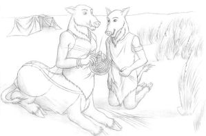 The Art of Basket Weaving by solo-ion