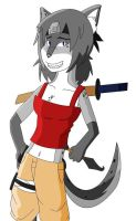Kathrin: TwoKinds-Naruto by supervanman64