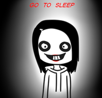 Go to sleep okay. by iGingie