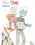 Class vs. Swag: Carrying Yourself by WeaselwithDynamite