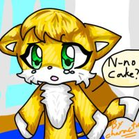 When Stampy doesn't get his cake by charactor