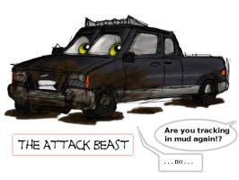 Attack Beast and Mud by TTSnim