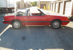 1986 Mustang Convertible - XVI by Walking-Tall