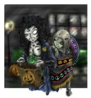 Trick or Freaking Treat by micer