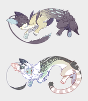 Feerlings ~ 24 ( Auction - Closed ) by LunarAdopts