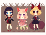 Fall Annies [Auction] CLOSED by Yamio