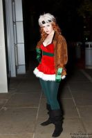 Rogue: Christmas Southern Belle by Glass-Rose-Prince