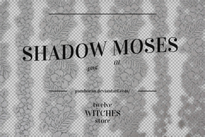 25 Shadow Moses.png by 12WitchesStore