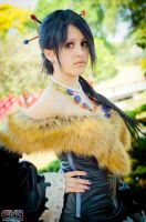 Lulu - Final Fantasy X by Felimac