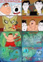 Family Guy and LOK Comic by Neuro-chip-angel