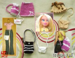 Bratz Bags by winter-fall