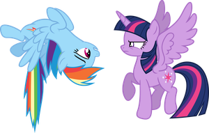You're no fun when it comes to flying upside down by porygon2z