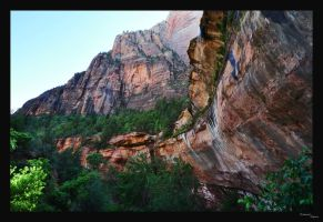 Zion National Park II by Jenngee