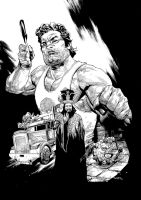 Big Trouble in Little China by fwatanabe