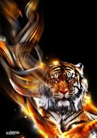 TIger Spirit by chronicless