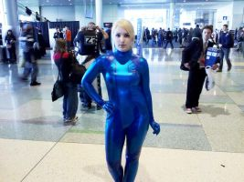 Other M Samus cosplay by BleachcakeCosplay