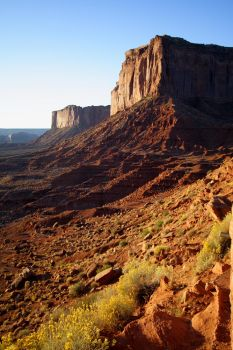 Monument Valley1 by freddyfivemiles